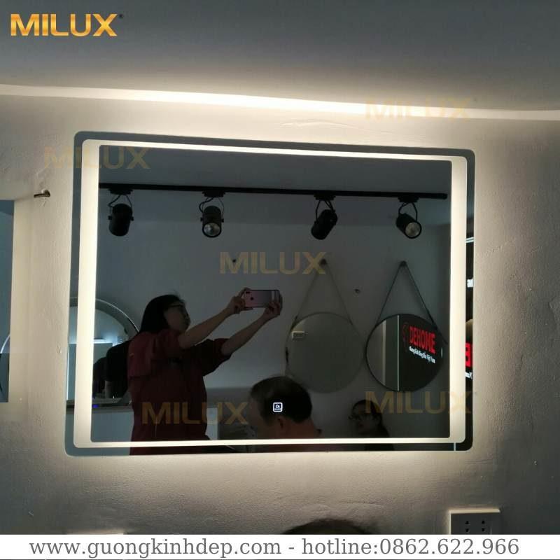 Gương Phòng Tắm Có Đèn Led Cao Cấp ML79-31