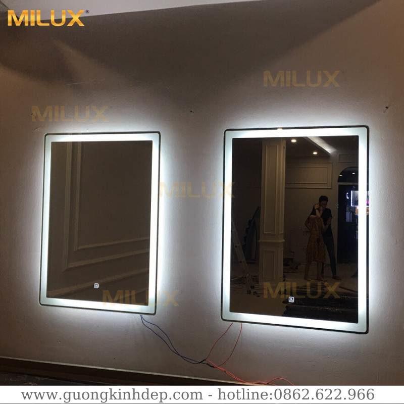 Gương Đèn Led Phòng Tắm Hiện Đại Milux ML79-30
