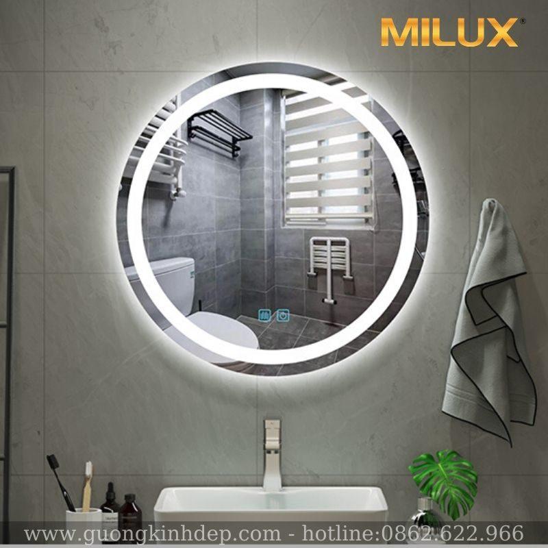 Gương Tròn Phòng Tắm